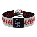 Colorado Rockies Bracelet Reflective Baseball
