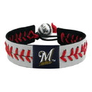 Milwaukee Brewers Bracelet Reflective Baseball