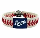 Reno Aces Bracelet Classic Baseball Script Logo