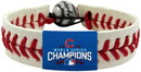 Chicago Cubs Bracelet Classic Baseball 2016 World Series