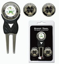 Notre Dame Fighting Irish Golf Divot Tool with 3 Markers