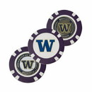 Washington Huskies Golf Chip with Marker Special Order