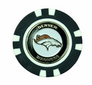 Denver Broncos Golf Chip with Marker