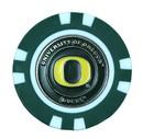 Oregon Ducks Golf Chip with Marker - Bulk