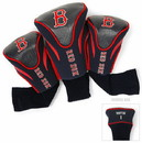 Boston Red Sox Golf Club 3 Piece Contour Headcover Set