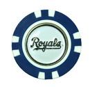 Kansas City Royals Golf Chip with Marker - Bulk
