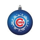 Chicago Cubs Ornament Shatterproof Ball Special Order