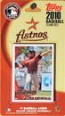 Houston Astros 2010 Topps Team Set
