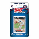 Minnesota Twins 2012 Topps Team Set