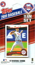 Philadelphia Phillies 2011 Topps Team Set