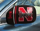 Nebraska Cornhuskers Mirror Cover Small Special Order