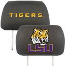 LSU Tigers Headrest Covers FanMats