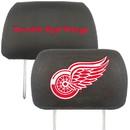 Detroit Red Wings Headrest Covers FanMats
