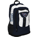 Tennessee Titans Backpack Colossus Style Blue