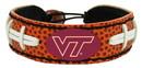 Virginia Tech Hokies Classic Football Bracelet