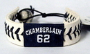 New York Yankees Joba Chamberlain Authentic Baseball Bracelet