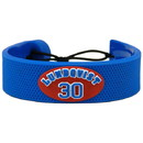 New York Rangers Bracelet Team Color Jersey Henrik Lundqvist Design
