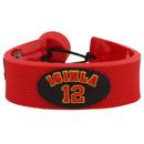 Calgary Flames Bracelet Team Color Jersey Jerome Iginla Design
