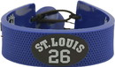 Tampa Bay Lightning Bracelet Team Color Jersey Martin St. Louis Design