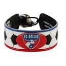 FC Dallas Bracelet Classic Soccer