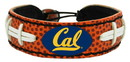 California Golden Bears Classic Football Bracelet