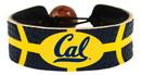 California Golden Bears Team Color Basketball Bracelet