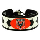 DC United Classic Soccer Bracelet