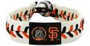 San Francisco Giants Lou Seal Mascot Baseball Bracelet