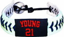 Minnesota Twins Bracelet Baseball Delmon Young