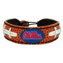 Mississippi Rebels Bracelet Classic Football