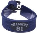 Tampa Bay Lightning Bracelet Team Color Jersey Steven Stamkos Design