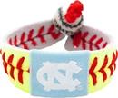 North Carolina Tar Heels Bracelet Classic Softball