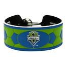 Seattle Sounders Bracelet Team Color Soccer
