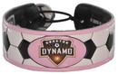 Houston Dynamo Bracelet Soccer Pink