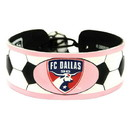 FC Dallas Bracelet Soccer Pink