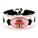Toronto FC Bracelet Soccer Pink