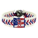 Boston Red Sox Bracelet Classic Baseball Stars and Stripes