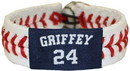 Seattle Mariners Bracelet Classic Baseball Ken Griffey Jr