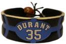 Oklahoma City Thunder Kevin Durant Team Color NBA Jersey Bracelet