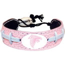 Atlanta Falcons Bracelet Pink Football