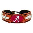 Alabama Crimson Tide Bracelet Classic Football Alternate