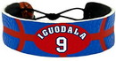 Philadelphia 76ers Bracelet Team Color Basketball Andre Iguodala
