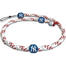 New York Yankees Necklace Frozen Rope Baseball