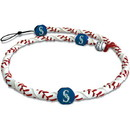 Seattle Mariners Classic Frozen Rope Baseball Necklace