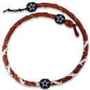 Dallas Cowboys Necklace Spiral Football