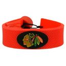 Chicago Blackhawks NHL Team Color Hockey Bracelet