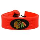 Chicago Blackhawks NHL Team Color Hockey Bracelet