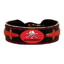 Nebraska Cornhuskers  Bracelet - Blackshirts Team Color Football