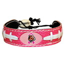 Cincinnati Bengals Bracelet Breast Cancer Awareness Ribbon Pink Football