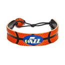 Utah Jazz Classic Basketball Bracelet